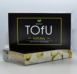 TOFU - natural 200 g (SOY'N'HEALTH)